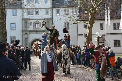 Traditioneller Pferdemarkt Bad Mergentheim