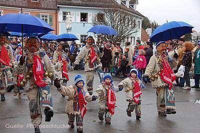 Fasnet Bonndorf im Schwarzwald am 20.02.2020 bis 25.02.2020