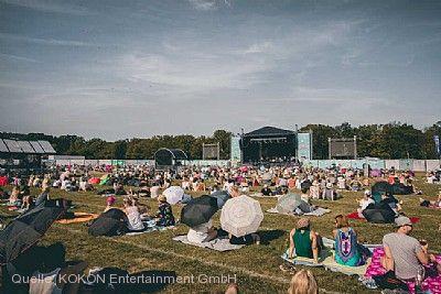 Picknick-Konzerte im Bodenseestadion Konstanz am 25.08.2021 bis 03.09.2021