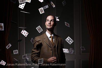 Pit Hartling - Vizeweltmeister der Zauberkunst Oberkochen