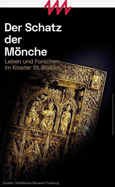 """""""Der Schatz der Mönche - Leben und Forschen im Kloster St. Blasien"""" Freiburg im Breisgau"""