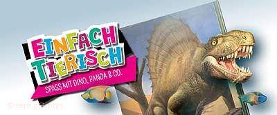 """""""Einfach tierisch! Spaß mit Dino, Panda & Co."""" Mannheim"""