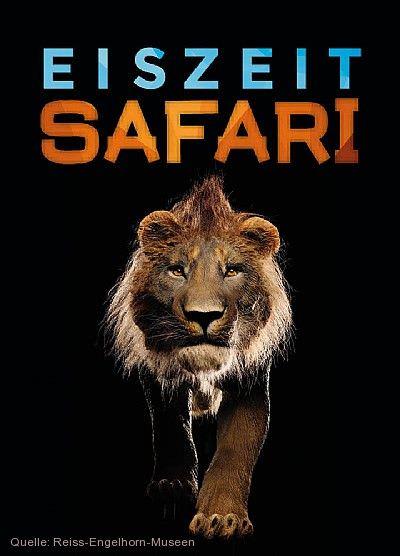 """""""Eiszeit-Safari"""" Mannheim am 18.04.2021 bis 13.02.2022"""