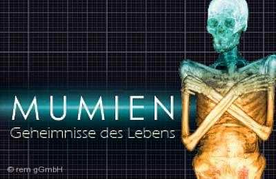 """""""Mumien. Geheimnisse des Lebens"""" Mannheim"""