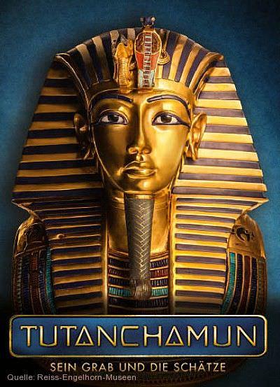 """""""Tutanchamun - Sein Grab und die Schätze"""" Mannheim"""