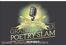 Grandmaster Poetry Slam Konstanz