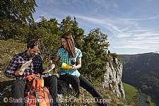"""Kulinarische Wanderung auf dem Premiumweg """"Donaufelsengarten"""" Sigmaringen"""