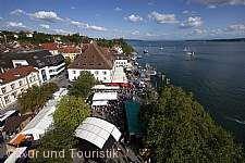Promenadenfest mit Kunsthandwerkermarkt Überlingen am 20.07.2018 bis 22.07.2018