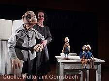 Puppentheaterwoche Gernsbach am 17.03.2018 bis 24.03.2018