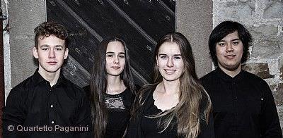 "Quartettto Paganino - ""Abenteuer"" Lauchheim"