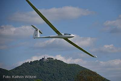 54. Internationaler Hahnweide-Segelflug-Wettbewerb Kirchheim unter Teck