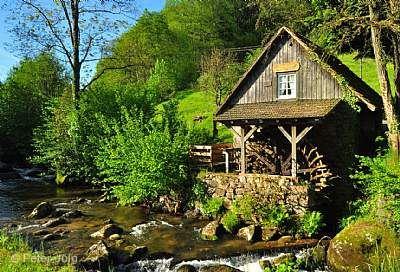 Deutscher Mühlentag Ottenhöfen im Schwarzwald