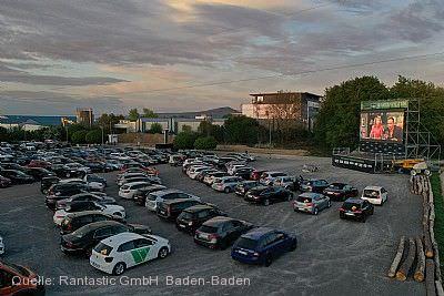 Rantastic DRIVE HIN! - Autokino und Live-Events Baden-Baden