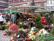 Regionalmarkt und Schwäbischer Whisky Tag Tübingen