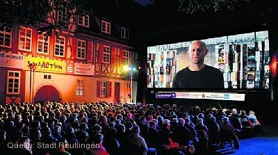 Reutlinger Open-Air-Kino Reutlingen am 13.08.2019 bis 25.08.2019