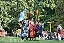 25. Mittelalterliches Spektakulum und Ritterfest Angelbachtal