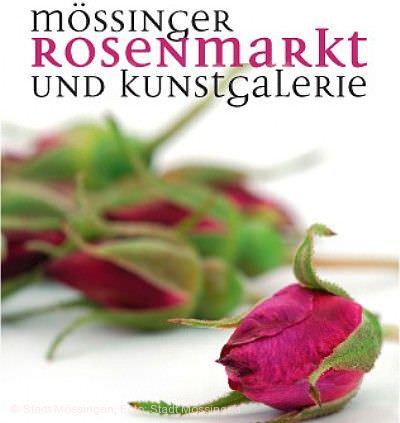 Rosenmarkt & Kunstgalerie Mössingen