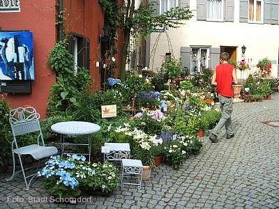 Rosenmarkt Schorndorf