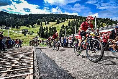 Rothaus Bike Giro Hochschwarzwald Feldberg im Schwarzwald