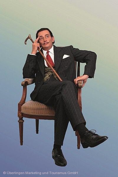 """""""Salvador Dalí. Leben und Werk"""" Überlingen"""