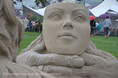 20. Internationales Sandskulpturen Festival Rorschach