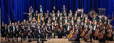 Int. Konzertring 2019: Russische Nationalphilharmonie der Wolga Saratov Überlingen