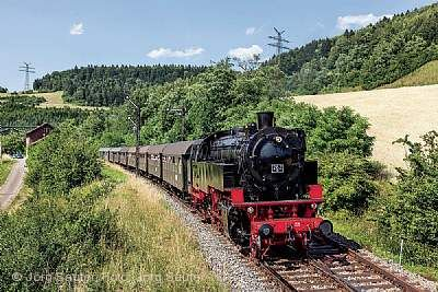 Fahrten mit der Sauschwänzlebahn Blumberg