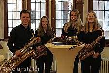 Herbolzheimer Musiktage - Saxophonquartett ELEMENTS meet VOICES