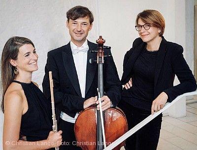 Kammermusikabend mit dem schelberg trio Calw