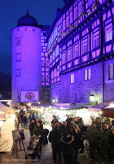 Schloss-Weihnachtsmarkt Gaildorf