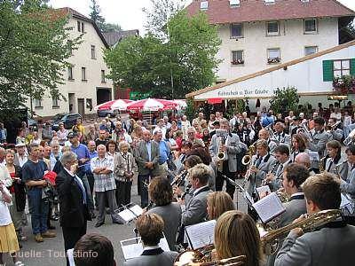 Schlossfest Bonndorf im Schwarzwald
