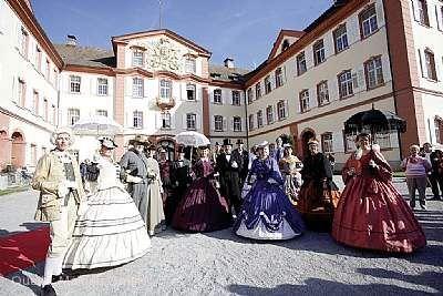 Gräfliches Schlossfest Insel Mainau am 01.10.2020 bis 04.10.2020