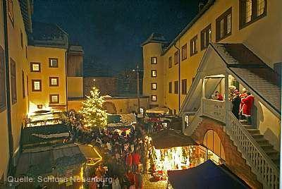 Adventsmarkt Neuenbürg am 12.12.2020 bis 13.12.2020