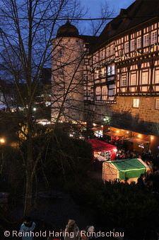 Schlossweihnachtsmarkt Gaildorf
