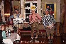 Traditionelles Schnurren Haslach im Kinzigtal