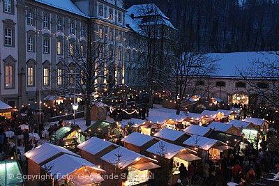 Weihnachtsmarkt Schöntal