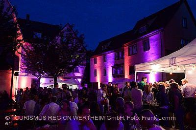 """Weinfest """"Schöpple"""" Wertheim"""