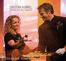 Christina Rommel: Schokolade - Das Konzert® Filderstadt