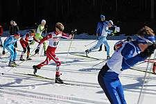 Deutsches Schülercup-Finale im Skilanglauf Todtnau