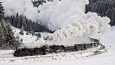 Nikolausfahrten der Schwäbischen Alb-Bahn Schelklingen