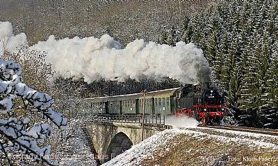 Schwäbische Waldbahn -  Weihnachstmarkt-Express Schorndorf