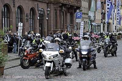 Schwarzwald Biker-Weekend Wolfach am 30.05.2018 bis 03.06.2018