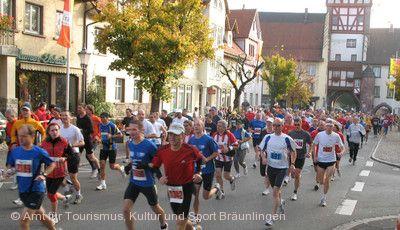 51. Internationaler Schwarzwald-Marathon Bräunlingen