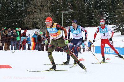 Schwarzwaldpokal FIS Weltcup Nordische Kombination Schonach im Schwarzwald