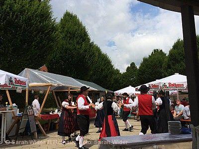 Kreistrachtenfest Grafenhausen