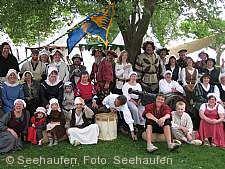 Mittelaltermarkt Unteruhldingen Uhldingen-Mühlhofen