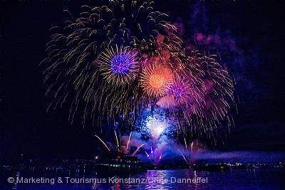 Konstanzer Seenachtfest am 11.08.2018