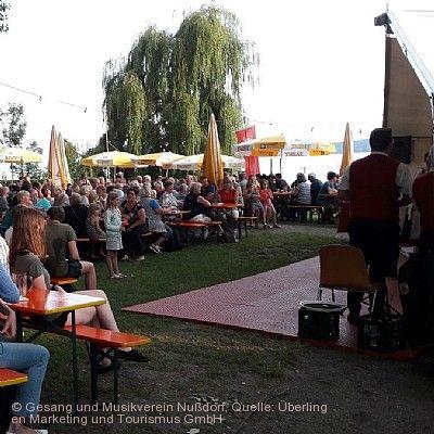 15. Nußdorfer See-Uferfest Überlingen