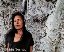 """Shirin Neshat. Frauen in Gesellschaft"" Tübingen"