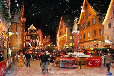 Sig on Ice Sigmaringen am 04.12.2020 bis 04.01.2021